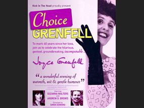 Choice Grenfell 2020 poster