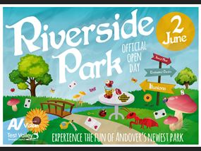 Riverside Park open day 2021