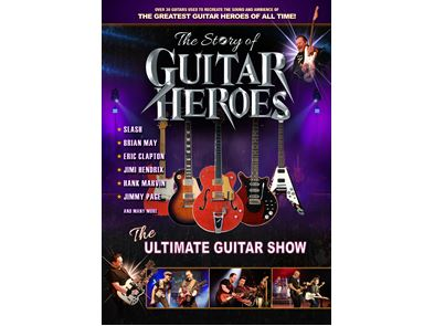 The Story of Guitar Heroes 2020